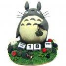 All Year Calendar - Totoro & Kurosuke - Ghibli - 2010 (new)