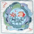1 left - Handkerchief - Gauze - 29x29cm - made in Japan - Ponyo - Ghibli - 2009 - no production(new)