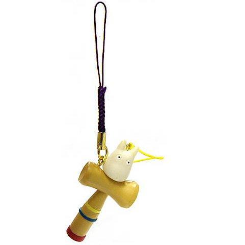 Strap Holder - Kendama - Japanese Traditional Toy - Sho Totoro - Ghibli - 2013 - no production (new)