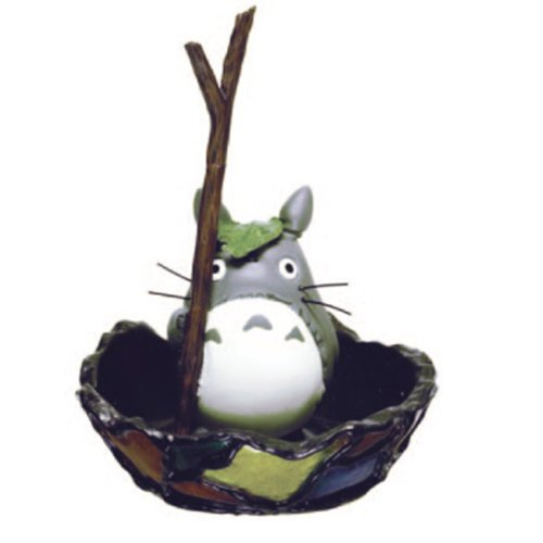 Mini Container Tray - Stained Glass - Figure - Totoro - 2013 (new)