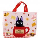 Tote Bag - 30.5x42cm - Quilt - Jiji Applique - Kiki's Delivery Service - Ghibli - 2013 (new)