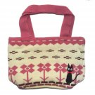 Tote Bag - 20x32cm - Kitting - pink - Jiji - Kiki's Delivery Service - Ghibli - 2013 (new)