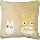 1 left - Cushion - 30x30cm - Totoro - Ghibli - 2007 - no production (new)