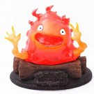 1 left - LED Light - 2 Types - Calcifer - Howl's Moving Castle - Ghibli - no production (new)