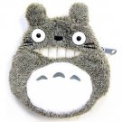 Pouch Purse - Fluffy & Soft - smile - Totoro - Ghibli - Sun Arrow - 2014 (new)