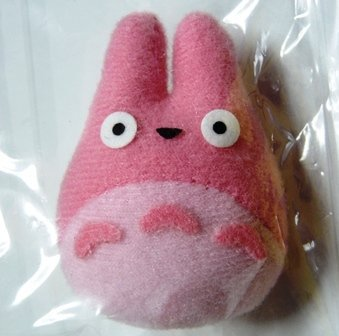 3 left - Magnet - Mascot - Muzeo Totoro - Mitaka Ghibli Museum - Paper Bag - out of production (new)