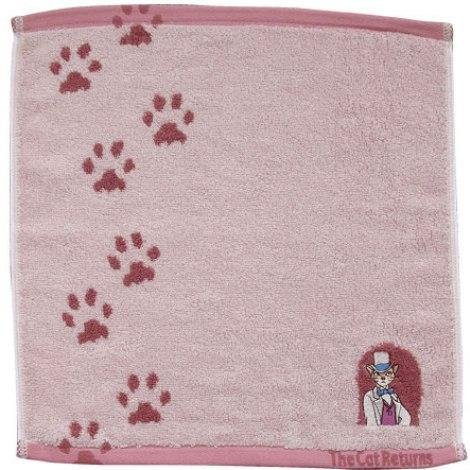 1 left - Hand Towel - 34x36cm - embroidery - Baron - Cat Returns - no production (new)