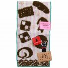 Pocket Towel - NonThread Steam Shirring - Cookie pink - Jiji - Kiki's Delivery Service -2014 (new)