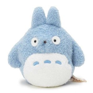 2 left - Beanbags / Otedama - H10.5cm - Chu Totoro - Ghibli - Sun Arrow - no production (new)