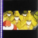 1 left - Movie Film #14 - 6 Frames - Hunters - Mononoke - Ghibli (real film)