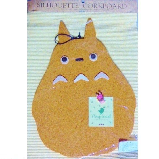 3 left - Cork Board & Mei Thumbtack - Handmade in Japan - Mei & Totoro - no production (new)