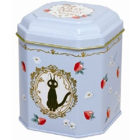 Container - Steel - blue - made Japan - Jiji - Kiki's Delivery Service -2014- no production (new)
