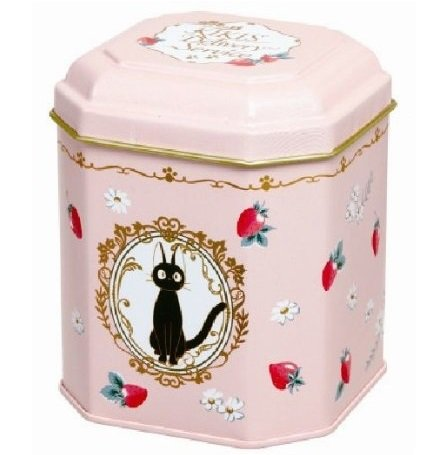 Container - Steel - pink - made Japan - Jiji - Kiki's Delivery Service -2014- no production (new)