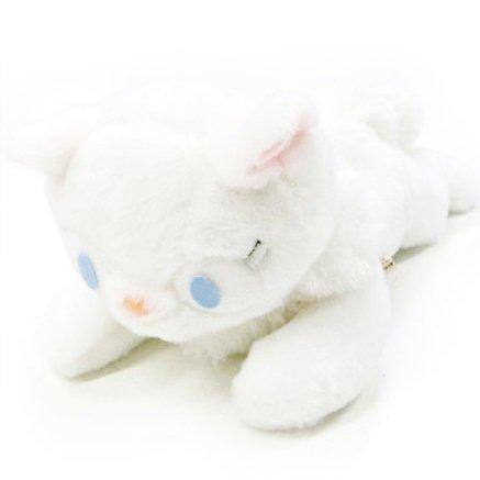 Fluffy Plush Doll (M) - 21cm - Lily - Kiki's Delivery Service - Ghibli - Sun Arrow - 2014 (new)