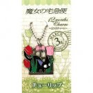 Strap Holder - Tulip (March) - Zinc - 12 Months Charm - Jiji - Kiki's Delivery Service - 2014 (new)