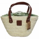 Tote Bag & Kinchaku - Natural Vegetation Corn - Synthetic Leather - Totoro - Ghibli - 2014 (new)