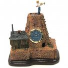 Clock - Diorama - Quartz - Pazu & House - Laputa - 2014 (new)