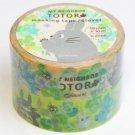 2 Decorating Tape - 100cm - Different Design - Clover - Totoro - Ghibli - 2015 (new)