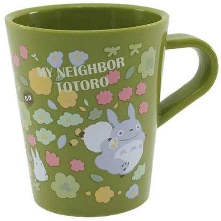 Mug Cup - 330ml - Polypropylene - dishwasher & microwave - made in Japan - Totoro - 2015 (new)