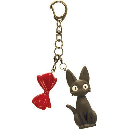 Key Holder - Chocolate - Jiji - Kiki's Delivery Service - Ghibli - 2015 (new)