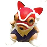 Finger Doll - San Mask - Mononoke - Ghibli - 2015 (new)