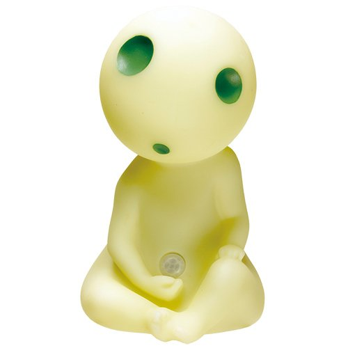 Sensor Light LED - 30 Seconds - Glows in Dark - Kodama - Mononoke - Ghibli - 2015 (new)