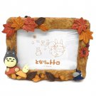 Photo Frame - Desktop & Wall Hanging Type - autumn - Totoro - Ghibli - 2015 (new)
