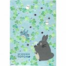 Clear Pencil Board / Shitajiki B5 - made in Japan - clover - Totoro - Ghibli - 2015 (new)