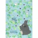 Clear Pencil Board / Shitajiki B5 - made in Japan - clover - Totoro - Ghibli - 2015 (new)