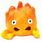 Beanbags / Otedama (M) - H18cm - Fluffy - Calcifer - Howl's Moving Castle 2015 no production (new)