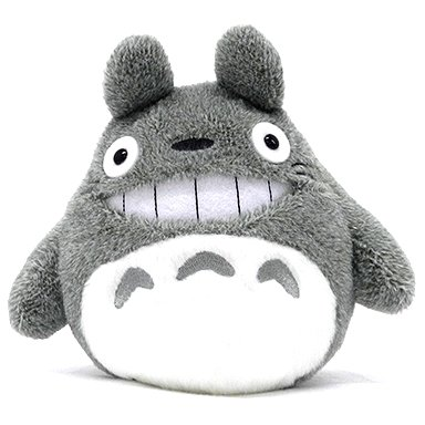 Beanbags / Otedama (M) - H16cm - Fluffy - Smile - Totoro - Sun Arrow - 2015 (new)