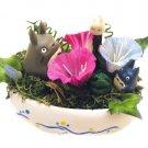 1 left - Decoration - Summer - Morning Glory - Totoro & Chu & Sho - Ghibli - no production (new)