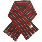 Scarf - Mens - 164cm - Russell Knitting - Embroidery Patch - Porco Rosso - Ghibli - 2015 (new)