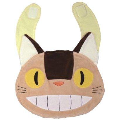 Baby Bib - Velcro - Nekobus - Totoro - Sun Arrow - Ghibli - 2014 (new)