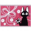 Bath Towel Mat - 35x48cm - made in Japan - Jiji - Kiki's Delivery Serivice - Ghibli - 2015 (new)