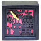 Music Box - Wood Carving Relief - Sekiguchi - Jiji - Kiki's Delivery Service - 2014 (new)