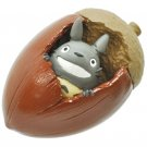 Figure Toy - 3D Jigsaw Puzzle - 14 pieces - Totoro in Acorn - Ensky - Ghibli - 2015 (new)