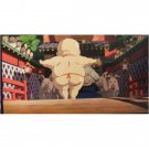 1 left- Bookmarker - Movie Film #66 - 6 Frame - Yubaba & Bou - Spirited Away - Ghibli Museum (new)