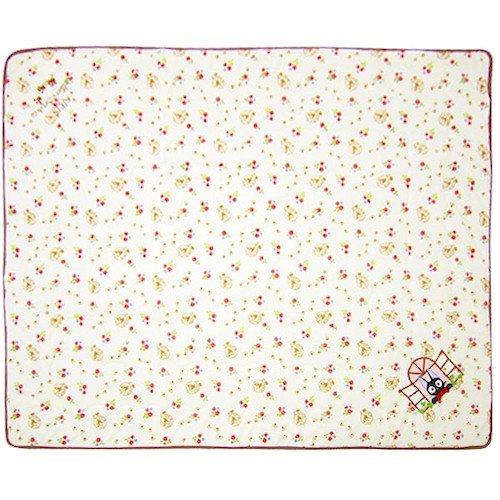 Floor Mat -190x230cm- Urethane Foam - Applique- Jiji - Kiki's Delivery Service - Ghibli - 2013 (new)
