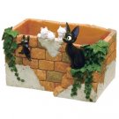 Container / Planter Pot - Jiji & Kids - Kiki's Delivery Service - Ghibli - 2016 (new)