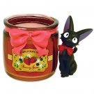 Container / Planter Cover & Jiji Figure - Kiki's Delivery Service - Ghibli - 2013 (new)