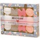 Fragrance - Floral - Ceramic - 12 Piece - Jiji & Lily - Kiki's Delivery Service - Ghibli -2015 (new)