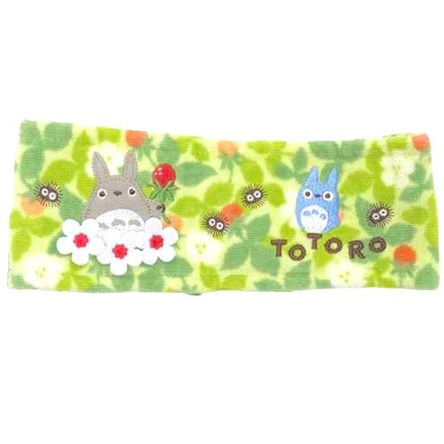 Hair Band - Applique Embroidery - Strawberry - Totoro - Ghibli - 2015 (new)