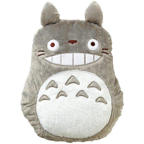 Cushion & Cover - 34x50cm - Embroidery - Totoro - Ghibli - 2014 (new)