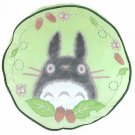 Cushion - 40x40cm - Round - Fur Applique & Embroidery - Totoro - Ghibli - 2016 (new)