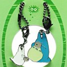 Chain Strap Holder & Hook - Chu Totoro & Sho Totoro - Ghibli - 2007 - no production (new)