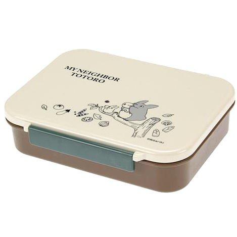 Bento Lunch Box - 730ml - 2 Lock - microwave & dishwasher - made Japan - Totoro - Ghibli -2016 (new)