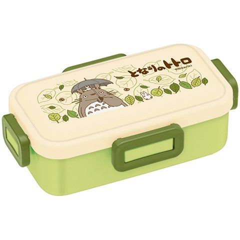 Bento Lunch Box - 400ml - 4 Lock - made in Japan - Totoro - Ghibli - 2015 (new)