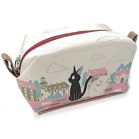 Pen Pencil Case / Pouch - Koriko Town - Jiji - Kiki's Delivery Service - Ghibli - 2015 (new)