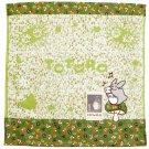 Hand Towel - 34x36cm - Jacquard Weaving - Applique - Ocarina - Totoro - 2015 - no production (new)